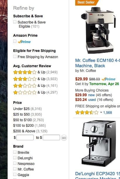 Amazon Refine By 2 copy