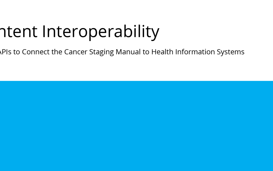 Creating Content Interoperability and New Recurring Revenue Opportunities for Knowledge Products