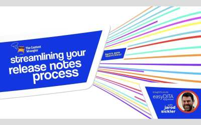 Webinar: Streamlining Your Release Notes Process