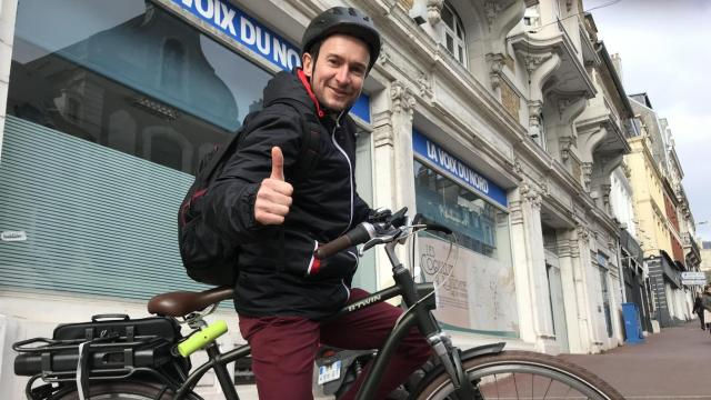 Easy E-Biking - Our Challenge: to Replace Car with Electric Bike to go to Work