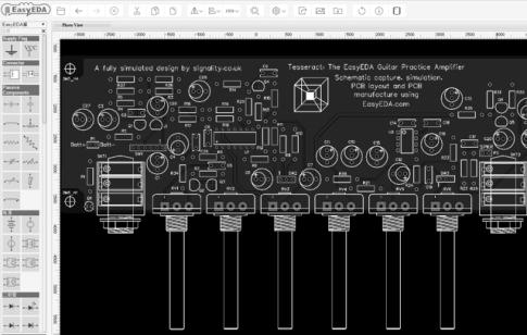 Schemi Elettrici Free : 10 programmi gratuiti per disegnare circuiti stampati pcb