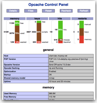 ck-Opcache-Control-Panel