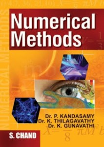 MA6459 Numerical Methods