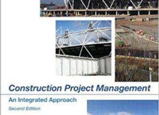 Construction Project Management : An integrated approach By Peter Fewings – PDF Free Download