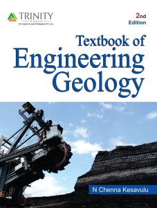 Textbook of Engineering Geology By N Chenna Kesavulu