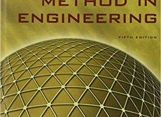 The Finite Element Method in Engineering By Singiresu S. Rao