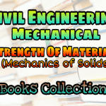 STRENGTH OF MATERIALS BOOKS COLLECTION