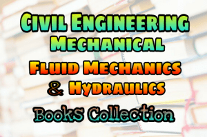 Fluid Mechanics Books Collection