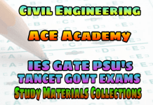 ACE ACADEMY GATE STUDY MATERIALS PDF FREE DOWNLOAD