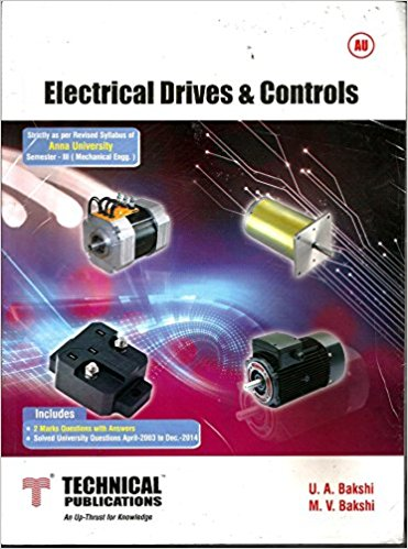 PDF] EE6351 Electrical Drives and Controls (EDC) Books