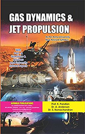 ME6604 Gas Dynamics and Jet Propulsion
