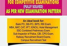Quantitative Aptitude Book (PDF) For Competitive Examinations By R.S. Aggarwal - Free Download PDF