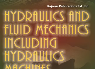 Hydraulics and Fluid Mechanics Including Hydraulics Machines By Dr. P.N. Nodi, S.M. Seth Free Download