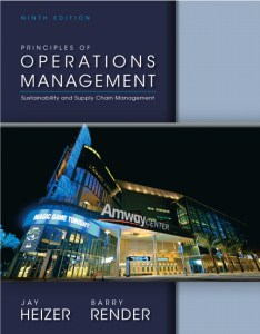 Pdf Operations Management By Jay Heizer Barry Render Free Download Easyengineering