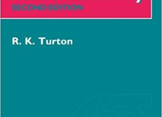 Principles of Turbomachinery Book (PDF) By R.K. Turton – PDF Free Download
