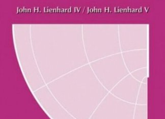 A Heat Transfer Textbook (PDF) By John H Lienhard V, John H Lienhard IV Free Download