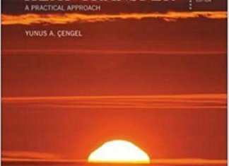 Heat Transfer: A Practical Approach Book (PDF) By Yunus A. Cengel – PDF Free Download