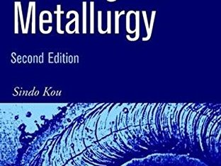 Welding Metallurgy Book (PDF) By Sindo Kou – PDF Free Download