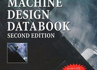 Machine Design Databook By K. Lingaiah