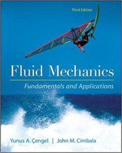 FLUID MECHANICS FUNDAMENTALS AND APPLICATIONS BOOK (PDF) BY YUNUS A. CENGEL, JOHN M.CIMBALA
