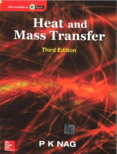 HEAT AND MASS TRANSFER BY P.K. NAG