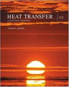 HEAT TRANSFER A PRACTICAL APPROACH BY YUNUS A. CENGEL
