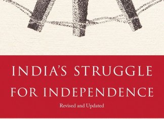 India's Struggle for Independence 1857-1947 By Bipan Chandra, Mridula Mukherjee, Aditya Mukherjee, Sucheta Mahajan
