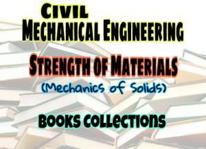 PDF] Strength Of Materials Books Collection Free Download