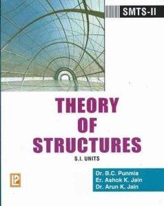 Theory of Structures SMTS - II (S.I. Units) By B.C. Punmia, Ashok Kumar Jain, Arun Kumar Jain