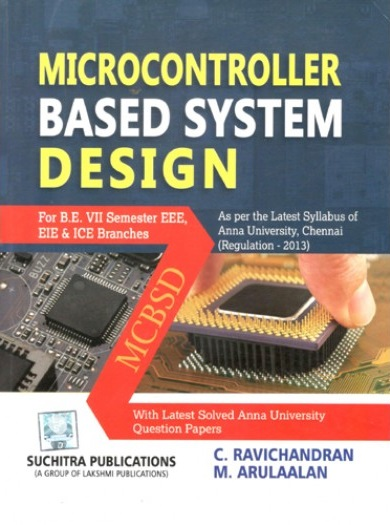 EE6008 Microcontroller Based System Design