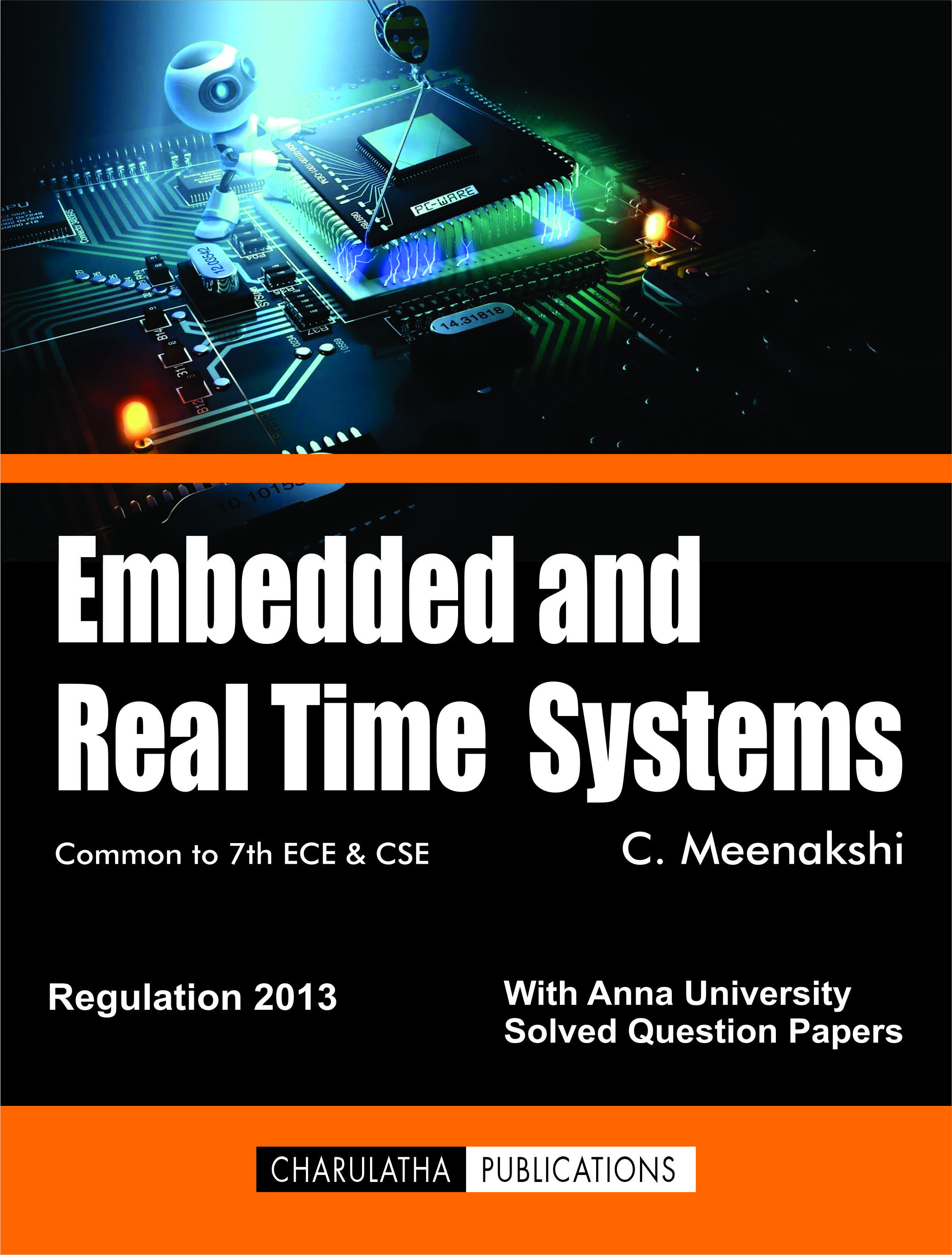 EC6703 Embedded and Real Time Systems (ERTS), Books, Lecture Notes, Syllabus, Important Part A 2marks & Part B 16 marks Questions With Answers