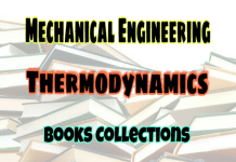 Thermodynamics Standard Books – PDF Free Download
