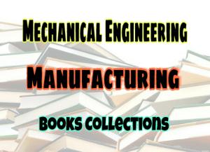 Manufacturing Books