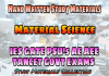 Material Science Handwritten IES GATE PSU's TANCET & GOVT Exams Study Material For Electrical Engineering & Electronics Communication Engineering – PDF Free Download