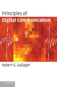 Principles of Digital Communication By Robert G. Gallager