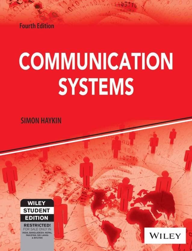 PDF] Communication Systems By Simon Haykin Book Free