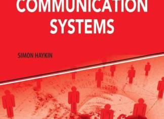 Communication Systems By Simon Haykin – PDF Free Download