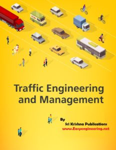 Traffic Engineering and Management Local Author By Sri Lakshmi Publications – PDF Free Download