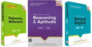 Made Easy Engineering Mathematics + Reasoning & Aptitude + General English WorkBook For GATE ESE Exams