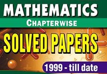 Kiran's SSC Mathematics Chapterwise Solved Papers 1999 To Till Date By Kiran Experts - Free Download PDF