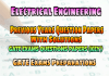Electrical Engineering GATE Previous Years Question Papers Collections With Key