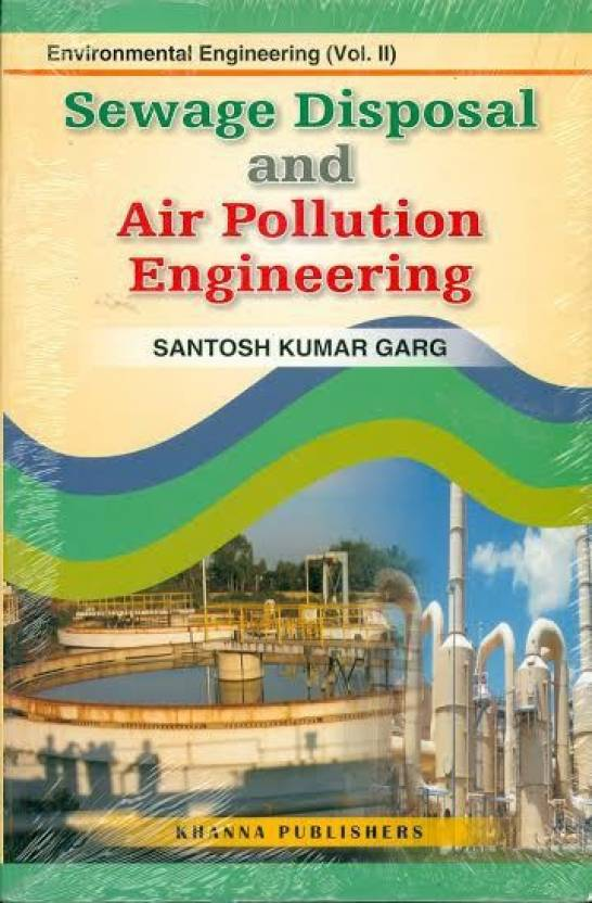 PDF] Sewage Waste Disposal and Air Pollution Engineering By