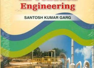 [PDF] Sewage Waste Disposal and Air Pollution Engineering By Santosh Kumar Garg (Environmental Engineering Vol.II) Book Free Download