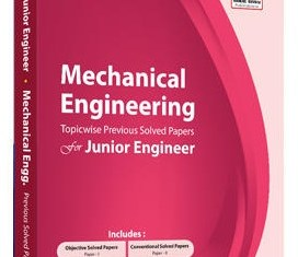 SSC JE: Mechanical Engineering - Topicwise Previous Solved Papers By MADE EASY Publications– Book PDF Free Download