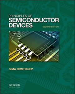 Principles of Semiconductor Devices By Sima Dimitrijev