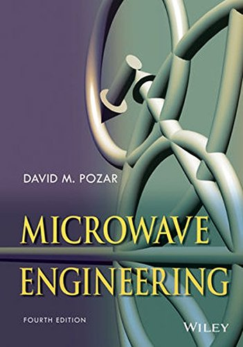 Microwave Engineering Pozar 4th Edition Pdf