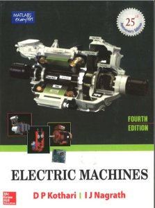 Electric Machines By D.P. Kothari