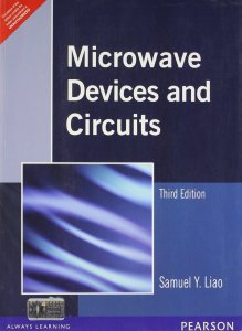 Microwave Devices and Circuits By Liao