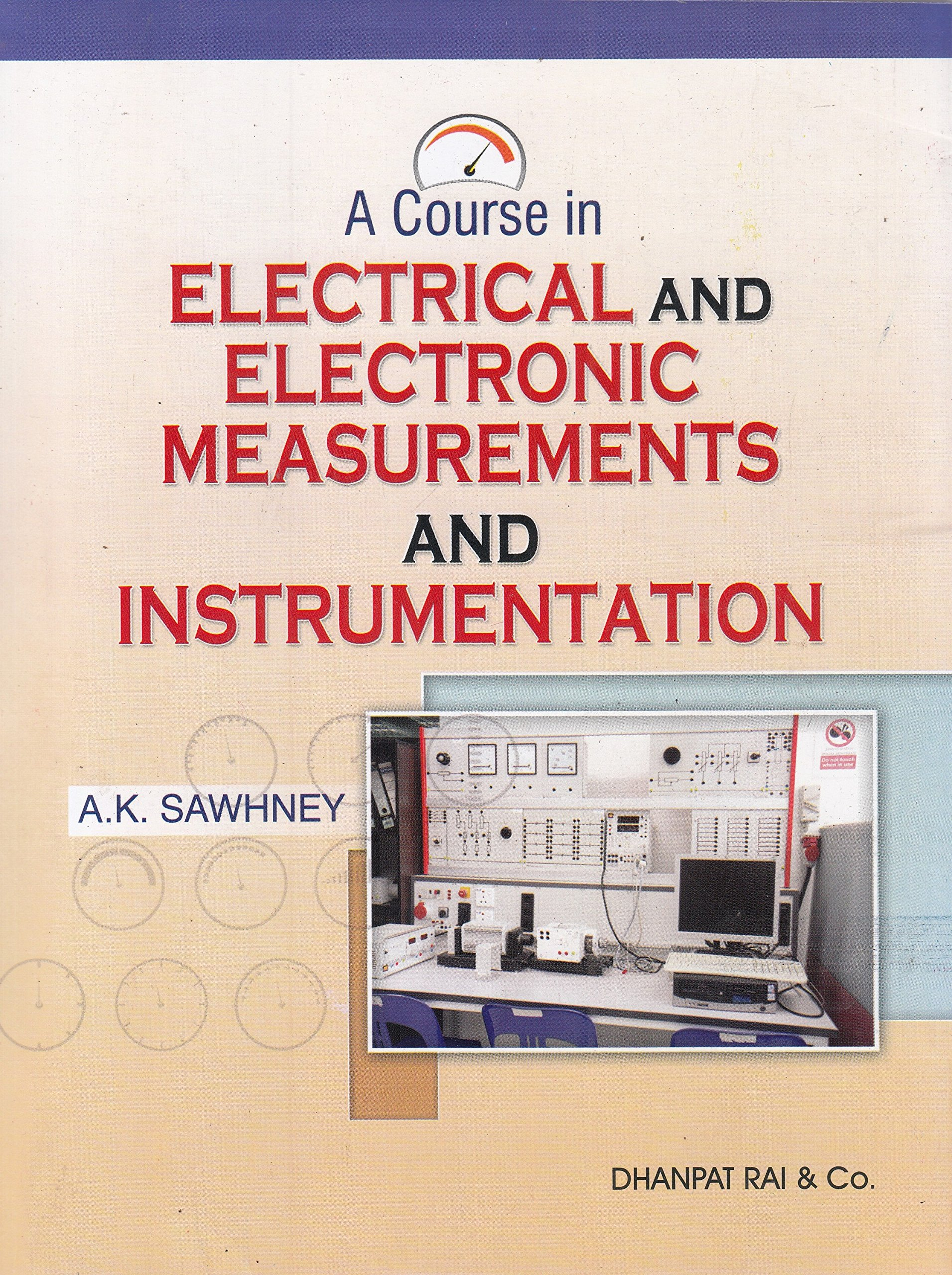 Electrical Measurements By A K Sawhney Ebook