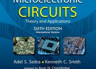 Microelectronic Circuits: Theory and Applications By Adel S. Sedra, Kenneth C. Smith, Arun N. Chandorkar